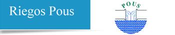 Riegos Pous Logo