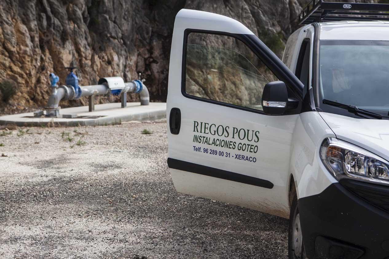 Riegos Pous - Salida Grupo Bombeo -_MG_4015