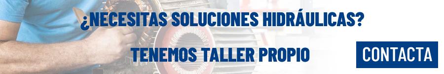 soluciones hidraulicas riegos pous con taller propio